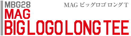 MAG BIG-LOGO LongTee