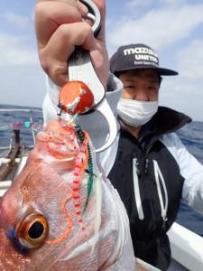 ディープ鯛ラバ
