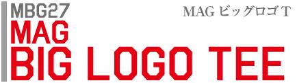 MAG BIG-LOGO Tee